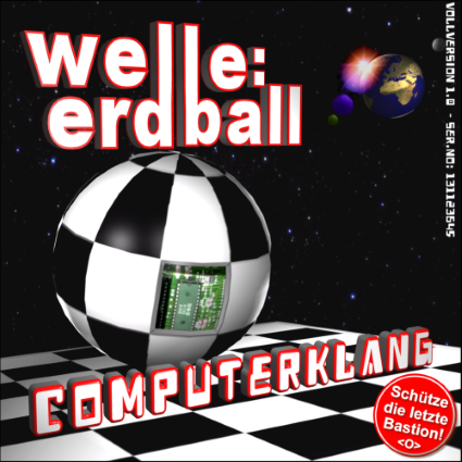 Welle:Erdball - Computerklang